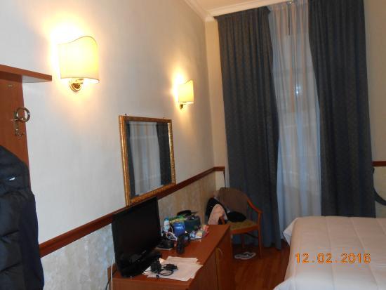 Paris Hotel Rome