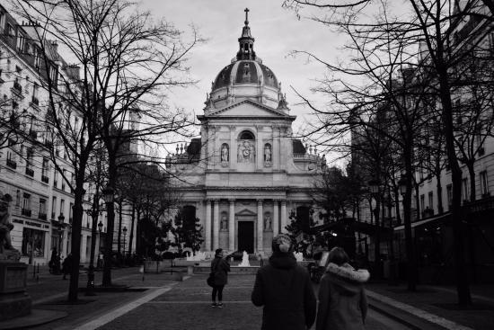 Street. Paris, France.