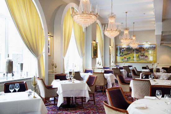 Grand Hotel Lund: Dining