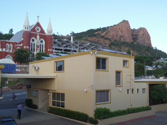 Comfort Inn Robert Towns: View from room 38