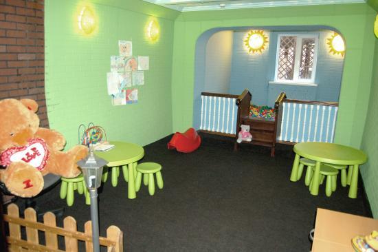 Aviator Hotel Sheremetyevo: Kids room