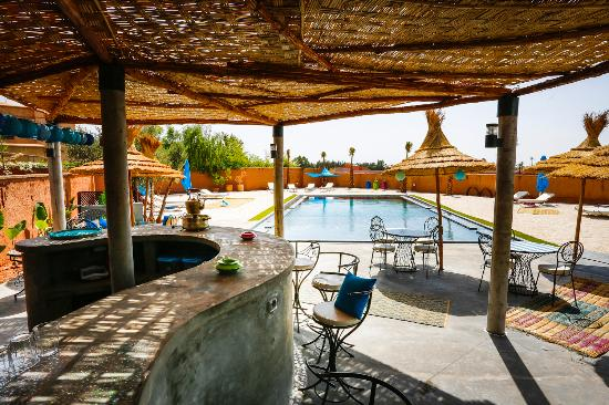 Picture of riad tchina mandarina marrakech for Riad essaouira avec piscine