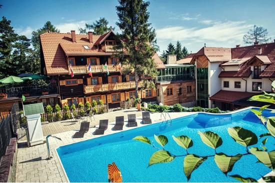 Modrzewiowka Hotel