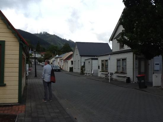 Palazzo Motor Lodge: Surroundings