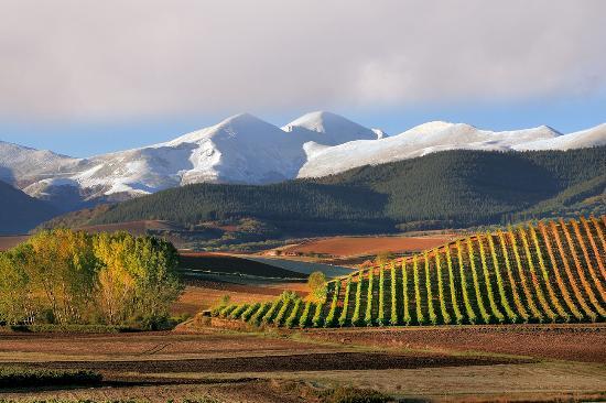 La Rioja, Espagne : San Lorenzo mountain