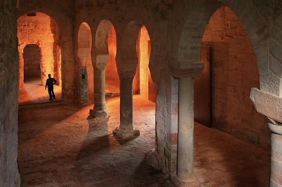 La Rioja, Spain: Suso monastery