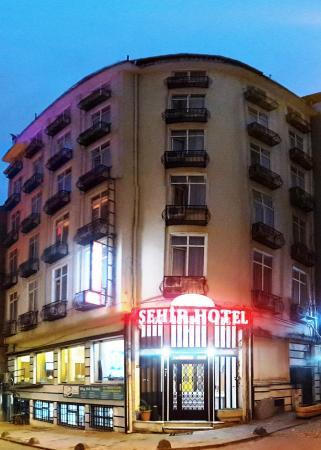 塞希爾舊城飯店