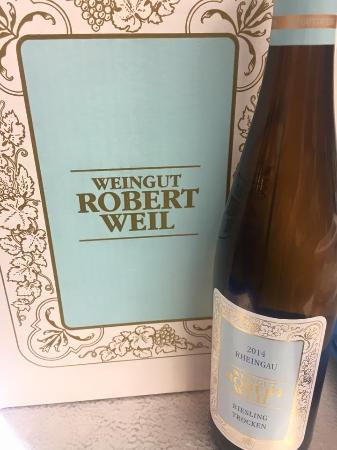 Krumbach, เยอรมนี: Weingut Robert Weil