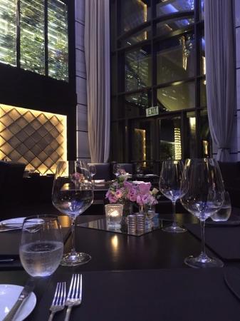 Great design Restaurant 55&5th. Love it !
