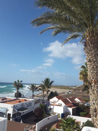 Aldiana Fuerteventura: Blick zum Leuchtturm