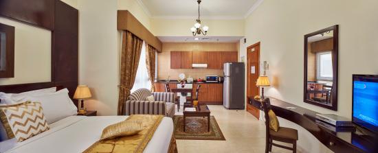 Arabian Dreams Hotel Apartments: Studio