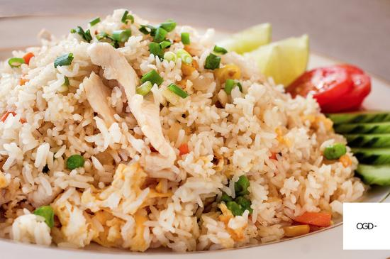 Esk, Australië: Fried Rice Special
