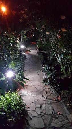 Pousada Sossego : Jardins da Sossego