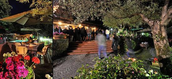 Solofra Palace Hotel & Resorts: ingresso alle terrazze