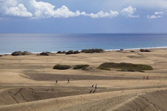 playa de maspalomas wetter