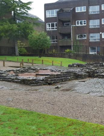Bearsden, UK: Roman Bath House