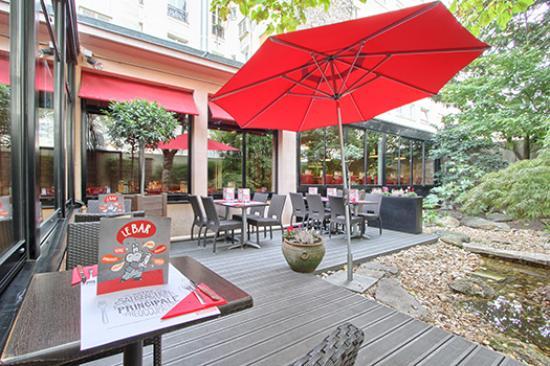 Hippopotamus boulogne billancourt 22 avenue du general for Restaurant avec terrasse ile de france