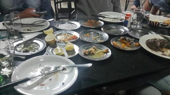 La Barca restaurant y parrilla