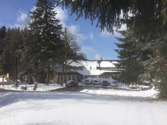 Hochkopfhaus zum Auerhahn: Feb. 2016