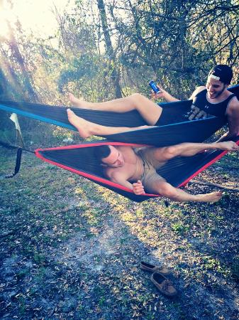 Camping in the nude in florida