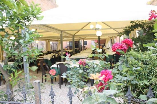 Esterno giardino foto di il giardino segreto roma tripadvisor - Il giardino segreto roma ...