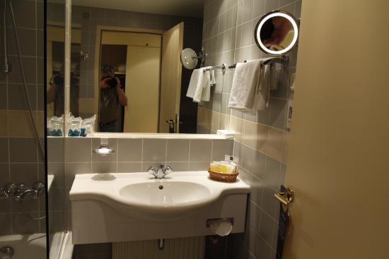 The Aquincum Hotel Budapest Photo