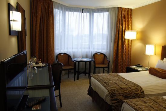 Interior - The Aquincum Hotel Budapest Photo