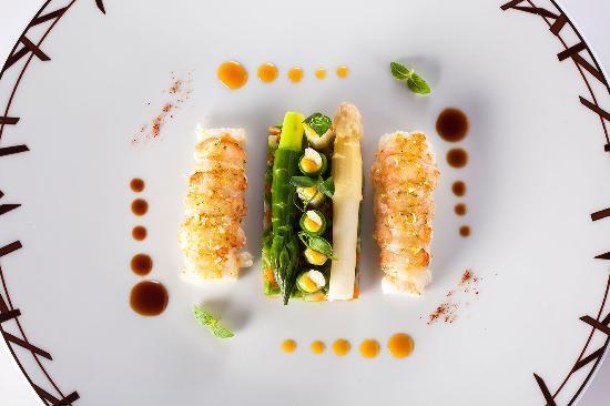 Le Relais Bernard Loiseau : Relais Bernard Loiseau - cuisine