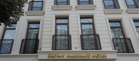 Sultan Mehmed Hotel: name