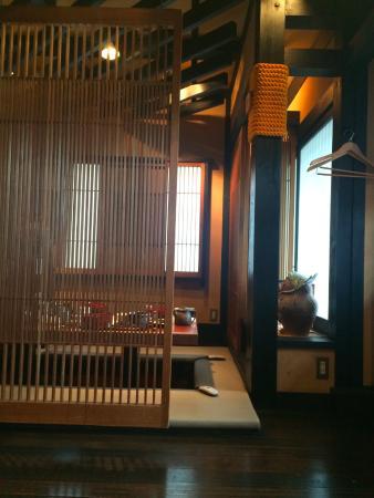 Hinaijidori Hokkoriya: comfortable enviroment