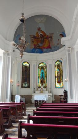 Capela de Santa Teresinha - Palácio Guanabara
