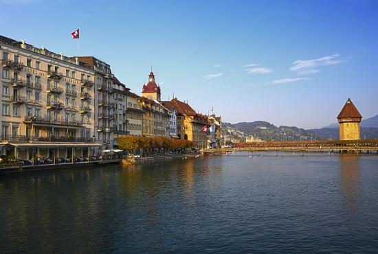 Photo of Hotel des Balances Lucerne