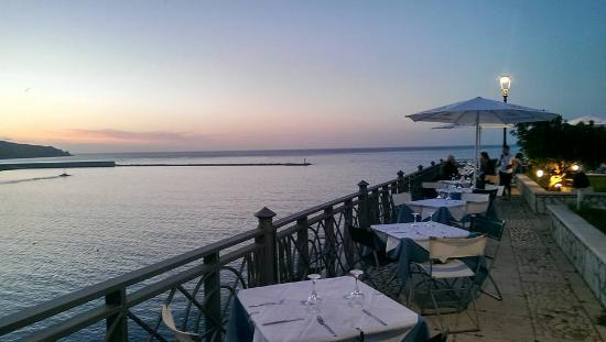 Terrazza Vista Mare. - Picture of Silos Ristorante Pizzeria Wine Bar ...