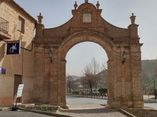 Puerta De Granada Fotograf A De Puerta De Granada