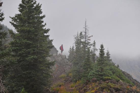 Foto Crag Crest Trail