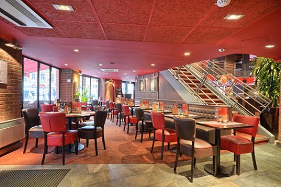 Hippopotamus Restaurant Lille France