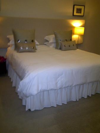 Brucefield Boutique B & B: Nice comfy bed