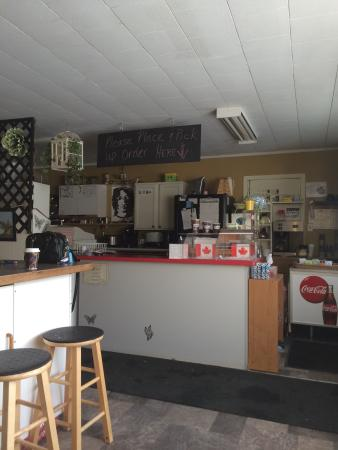 Gooderham, Canada: Hot Sips Cafe