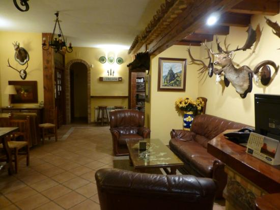 great hunting theme picture of hotel la finca mercedes la iruela rh tripadvisor co uk