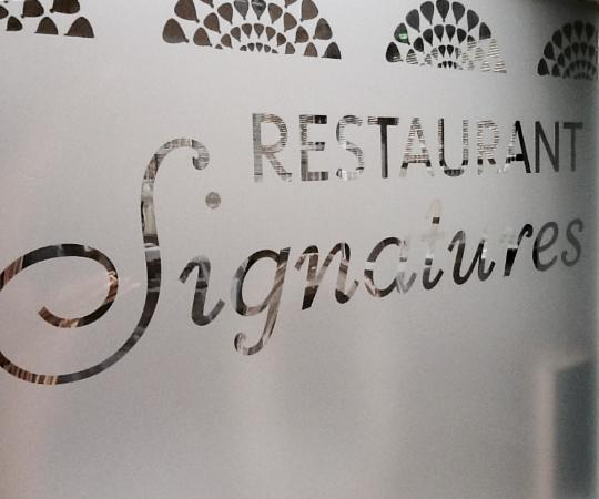 Restaurant SIGNATURES