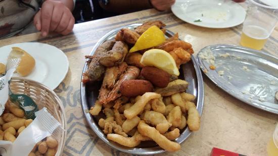 Un ejemplo de buena comida.