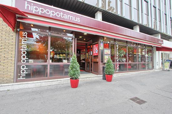Hippopotamus neuilly sur seine 178 avenue charles de - Restaurant jardin d acclimatation neuilly ...