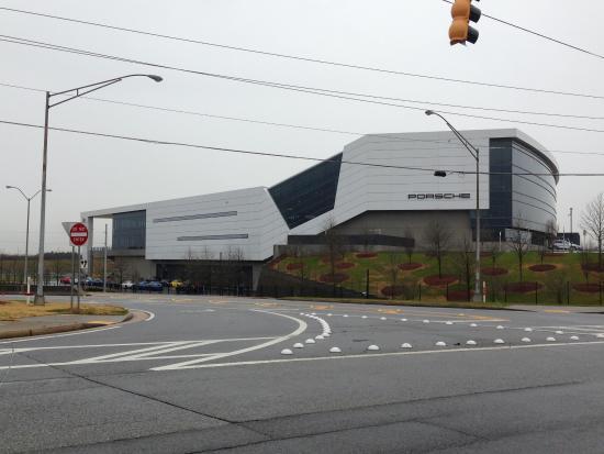 The Atlanta Porsche Center , Picture of Porsche Experience