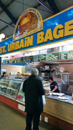 St. Urbain Bagel Bakery