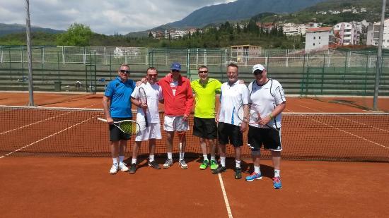 """Tennis Club """"IGALO"""""""
