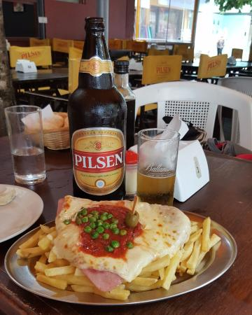 """la Birra"" Restaurant Y Pizzeria"