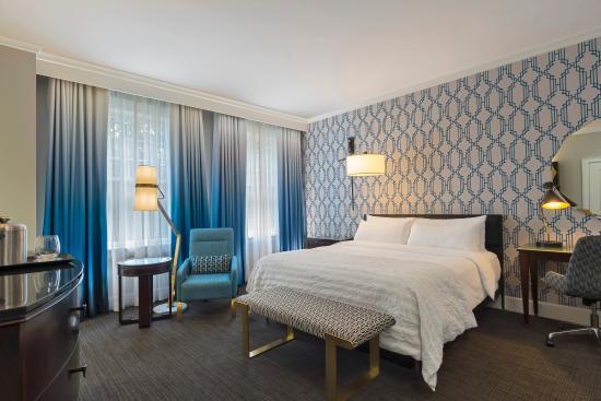 Le Meridien Dallas, The Stoneleigh: Standard Guestroom