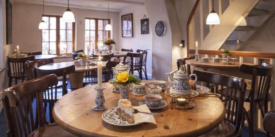 Teestuebchen im Schnoor: Erdgeschoss