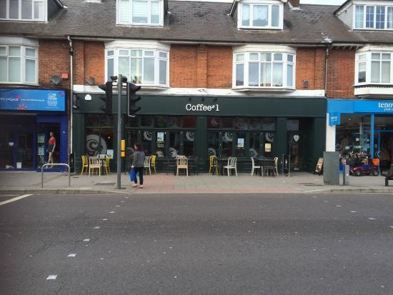 Coffee1 Portswood Southampton Menu Prices Restaurant