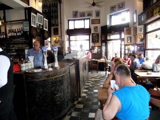 Bar Plaza Dorrego San Telmo: Sala